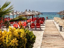 Организиран плаж
