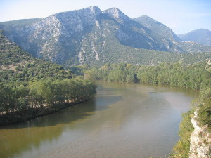 Река Нестос