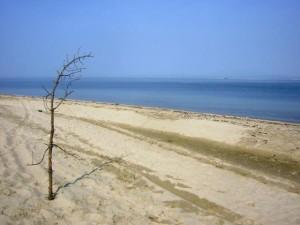 Керамоти - необятни плажове